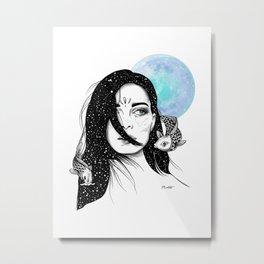 Pisces - Zodiac Series Metal Print