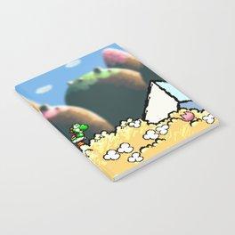Yoshi's Island Notebook