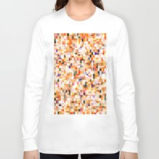 colored bricks Long Sleeve T-shirt