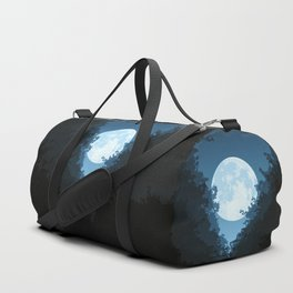Into The Woods Duffle Bag