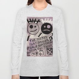 The Robbed Long Sleeve T-shirt