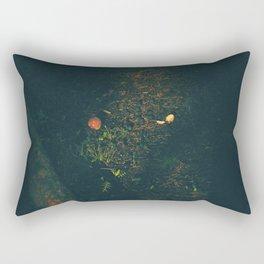 Someone Killed This Mushroom Rectangular Pillow
