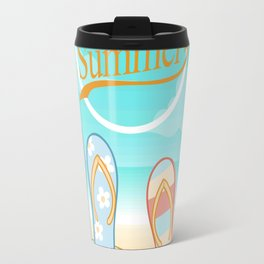 hello summer Travel Mug