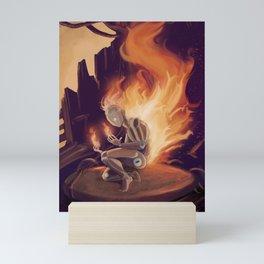 Pyrophobia Mini Art Print