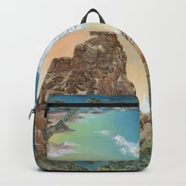 Colorado National Monument Polyscape Backpack