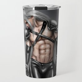 Sephiroth: One Winged Beauty  Travel Mug