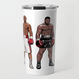 Boxing Champions Travel Mug