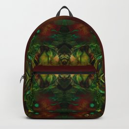 The room of the caterpillar Backpack