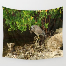 Love Crabs For Lunch Wall Tapestry