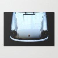 porsche Canvas Prints featuring Porsche  by Barbo's Art