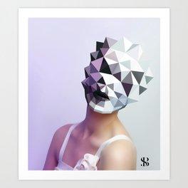 Alina Art Print