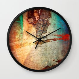 Elemental Wall Clock