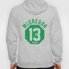 Conor Mc Gregor 13 seconds Hoody