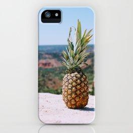 Pineapple Lovin iPhone Case