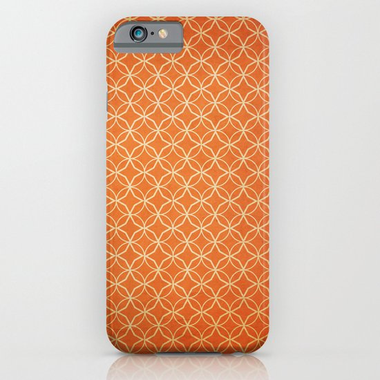 orange crush iPhone & iPod Case