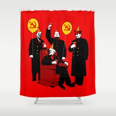 Communist Party II: The Communing Shower Curtain
