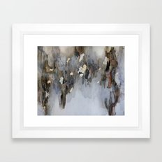 Deeply Rooted Framed Art Print