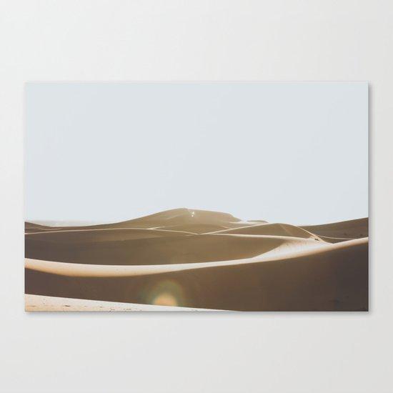 Morocco V Canvas Print