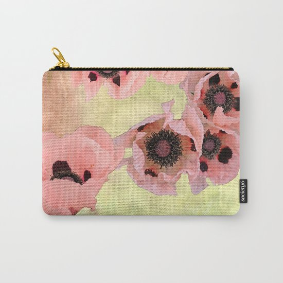 Poppy fever Carry-All Pouch