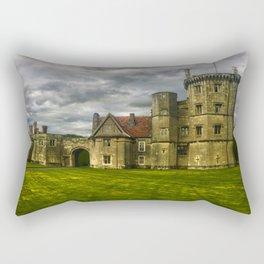 Thornbury Castle (HDR) Rectangular Pillow