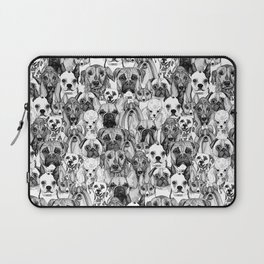 just dogs Laptop Sleeve