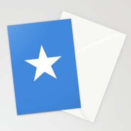 Flag of Somalia Stationery Cards