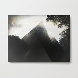 The Lords Row Metal Print