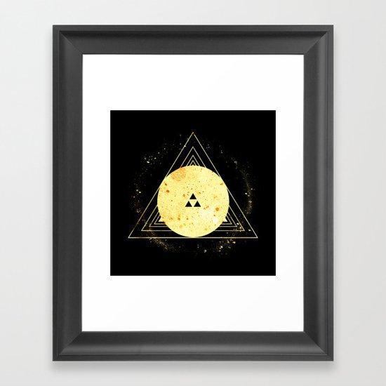 TR FORCE Framed Art Print