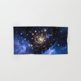 Star Cluster Hand & Bath Towel