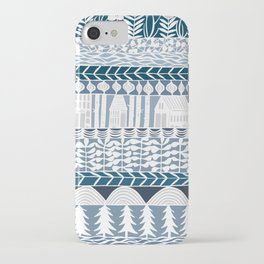 rows and rows iPhone Case