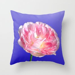 fantastic tulip Throw Pillow