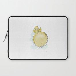 Blowfish woman Laptop Sleeve