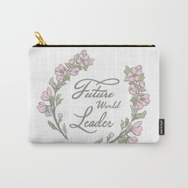 Future World Leader Carry-All Pouch