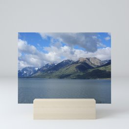 Yelowstone National Park Mini Art Print