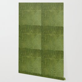 Alligator Skin Wallpaper