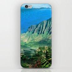 The Glitch Escape iPhone & iPod Skin