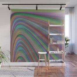 Artificial Noise Wall Mural