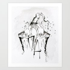 Dumbledore's Army Art Print