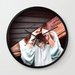 Reflection Wall Clock