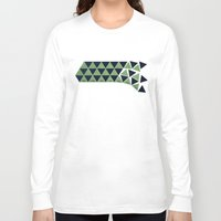 waterfall Long Sleeve T-shirts featuring Waterfall by Last Call