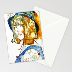 Portraits, Ann. Stationery Cards