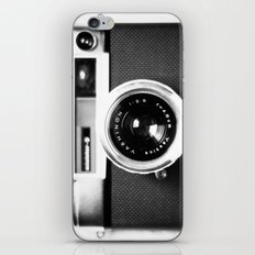 Camera Vintage iPhone Skin