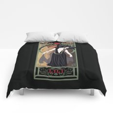 Dark Lili Nouveau - Legend Comforters
