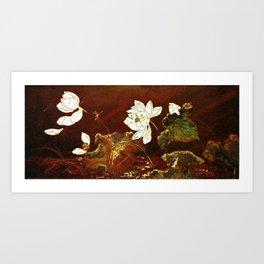Summer Wind (Phạm Hậu) Art Print