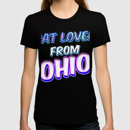 Dog Lover From Ohio T-shirt