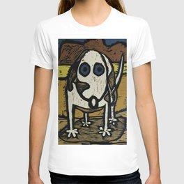 """""""Skippy visits Canyon lands T-shirt"""