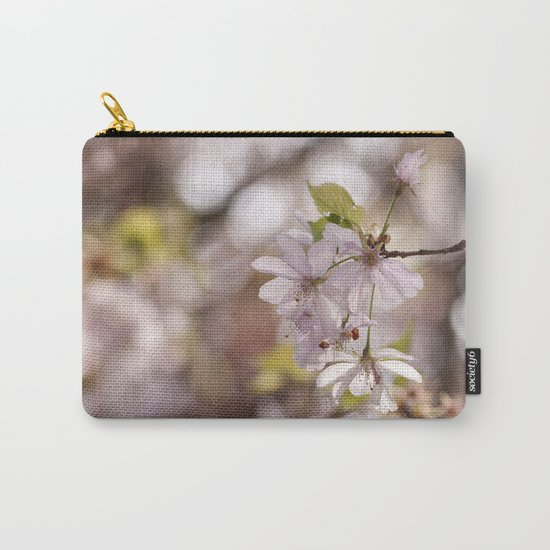 springblossoms at backlight Carry-All Pouch