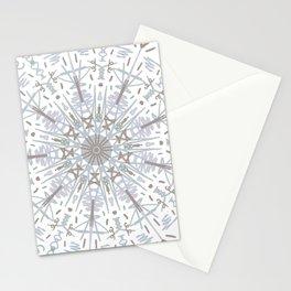 Muted Tone Mandala Stationery Cards