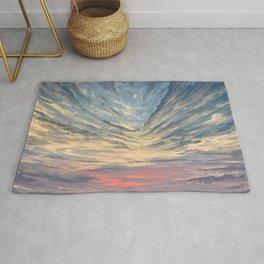 Soft Sky - Cloud Series Rug