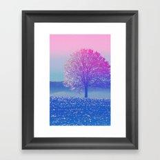 The Beauty of Winter Framed Art Print